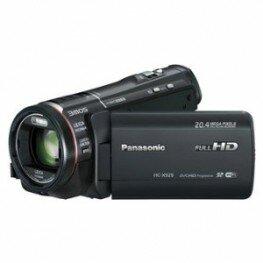 Panasonic HC-X929EG-K 3D Full-HD Camcorder schwarz